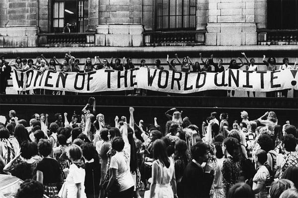Mujeres del mundo unámonos